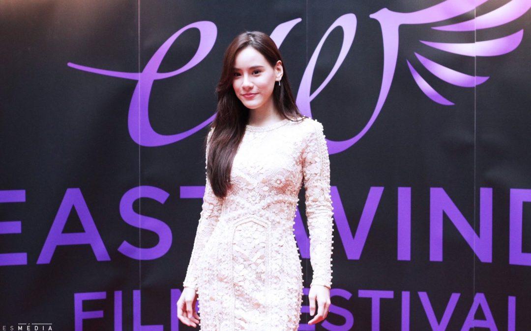 """ไฟว์สตาร์ฯ  ส่ง """"พิม-ลัทธ์กมล ปิ่นโรจน์กีรติ """" ร่วมงานเทศกาลหนัง """"East Winds Film Festival"""" ประเทศอังกฤษ"""