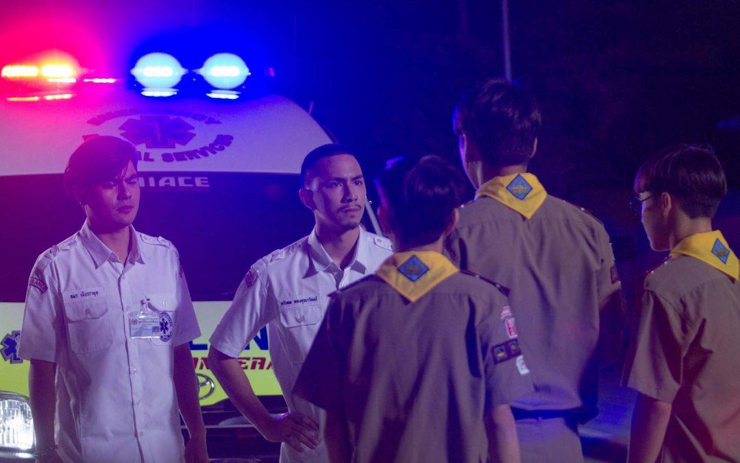 แก๊งเกรียนเจอดี' หลอนแบกผีตลอดคืน  ใน Bangkok Ghost Stories ตอน…คนแบกผี